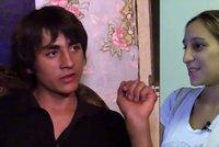 Dívka otěhotněla s 13letým chlapcem! Na svatbě tekla vodka proudem