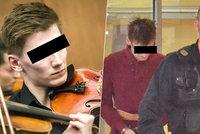 Primáš cimbálky podřezal matku i postiženého bratra: Soud mu snížil trest