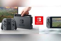 Nintendo odhalilo Switch, jde o hybrid handheldu a stoln� konzole