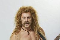 Tvoje tv�� m� zn�m� hlas: Roman Vojtek jako ��bel z kapely Metallica!