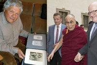 Ultim�tum Hermanovi pr� p��mo od Zemana: Bu� dalajl�ma, nebo vyznamen�n� str�ce