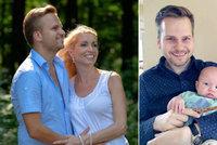 Zp�v�k Martin Chod�r (26) a jeho partnerka Ivona (43): Po synovi svatba!