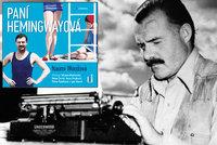 Audioknihy NAHLAS! Potk�te i �ty�i pan� Hemingwayov� mezi nimi �palkovou i Medveckou