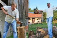Syn kr�le kutil� P�emka Podlahy (�76) v bahn� �ivota: Pracuje za byt a stravu!
