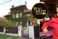 B�val� bezdomovec Radek �Gipsy� Banga: Luxusn� vila za 8 milion�!