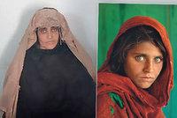 Sv�tozn�m� Afgh�nka se zelen�ma o�ima byla zat�ena. Hroz� j� 14 let v�zen�