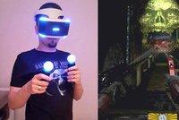 Virtu�ln� realita pro ka�d�ho: Recenze PlayStation VR