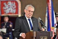 Miloš Zeman v nemocnici: Prezidenta vyšetřili Na Bulovce