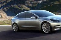 Tesla je s výrobou nového elektromobilu Model 3 v předstihu, první finální kus vyjede z linky v pátek