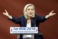 Le Penová bere Česko jako spojence. Zasadila ho mezi Trumpa a Mayovou