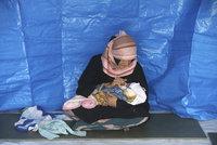 Angela Merkelová nedostala v Německu azyl. Je malá a přišla ze Sýrie