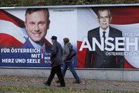 Hofer vs. Van der Bellen podruhé: Rakousko znovu vybírá prezidenta