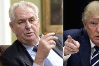 Zeman odmítl, že by Rusové ovlivnili volby v USA. Citoval Trumpa