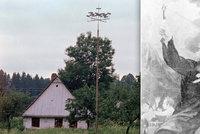 Před 240 lety postavili v Praze první bleskosvod. Chránil vyšehradskou zbrojnici