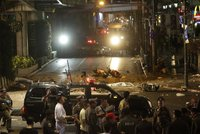 Facebook vyděsil celý Bangkok: Paniku zažehly rok staré výbuchy