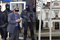 Polák (68), co způsobil poplach na letišti: Je nepříčetný, skončil v léčebně!