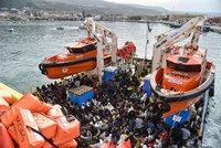 Evropské země si rozdělily už 12 tisíc uprchlíků, přišli i do Česka