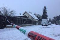 Černá neděle pro bezdomovce v Praze: Jeden uhořel v garáži, druhý umrznul v chatce