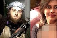Veliteli ISIS utekla manželka: Vzala děti a opustila jeho i radikální islám