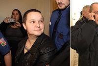 Kamarád vražedkyně z Anděla u soudu: Do vazby nepatří!