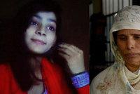 Matka upálila dceru (†18), za vraždu ze cti dostala trest smrti