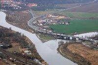 Odborníci nedoporučili vznik sportovního centra v Modřanech: Území je záplavová oblast