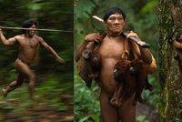 Tajemství Amazonského pralesa: Odlehlý kmen se živí opicemi, na nohou mají 6 prstů