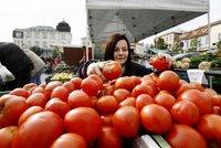 Rajčata už zase budou chutnat jako rajčata. Vědci zjistili, jak na to