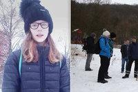 Ztracenou Míšu (12) hledají dobrovolníci: Pročesávají Střížovický vrch, kde našli mrtvého Davida (†17)