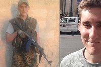 Britský bojovník proti ISIS spáchal sebevraždu: Nechtěl padnout do rukou radikálů