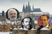 Češi vybírají prezidenta na internetu. Hlasy sbírá Svěrák, Jágr i Moravec