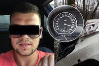 Jirka se zabil v milovaném BMW: Policie zveřejnila nové detaily o nehodě