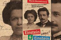 Recenze: Jejich láska byla skutečná, jejich vztah jen relativní – život Einsteina a jeho ženy tak, jak ho nejspíš neznáte