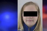 Šťastný konec: Štěpánku (9) z Frýdku-Místku našla policejní hlídka