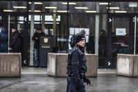 Drážďany v obležení policie: Němci soudí 8 lidí kvůli terorismu