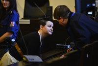 Vražedkyně z Anděla jde do vězení na 30 let! Proti rozsudku se neodvolala