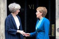 Skotsko chce znovu hlasovat o nezávislosti. Premiérka: Stojíme na křižovatce