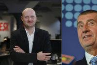 """""""Babišovi podřízení u dluhopisů nezasáhnou,"""" míní kritik šéfa ANO"""