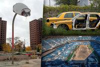 Ze vzkvétající metropole je město duchů: Detroit zahubila krize, rasové nepokoje a neschopní politici