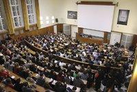 Technické obory na vysokých školách lákají více studentů, humanitní stagnují