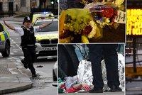 ONLINE: Noční razie v Birminghamu a zatýkání, Británie se vzpamatovává z útoku