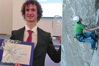 Pokořitel Dawn Wall a sportovec jižní Moravy Adam Ondra (24): Lezení je práce, vášeň, celý můj život!