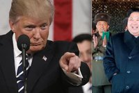 Trump má Kima plné zuby. Uvalí sankce na všechny, kdo zkusí s KLDR obchodovat