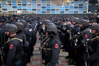 Kosovo je v pohotovosti kvůli teroru. Policii posílila i Albánie a Makedonie