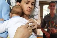 Policistka porodila v kómatu: Po 3 měsících se stal zázrak!