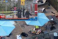Střelec zabíjel na party boháčů v San Diegu. Na policii čekal s pivem v ruce