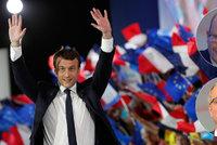 Macron porazil Le Penovou: Dobrá zpráva pro Česko i EU, míní Sobotka i Kalousek