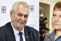 Prezident Zeman pro Blesk: S Kajínkem se nesejdu, to bych byl populista