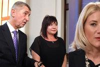Dcera Schillerové: Máma zažila 12 ministrů, manžel s Babišem nikdy nemluvil