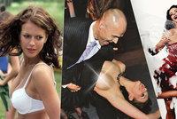 Hvězda Rafťáků Kerestešová: Za ukazování prsou ji rodina odsoudila!
